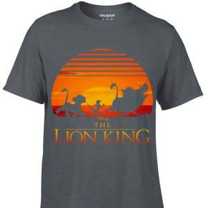 Awesome Disney Lion King Classic Sunset Squad shirt