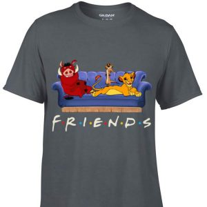 Awesome Simba Friends Timon Pumbaa The Lion King shirt