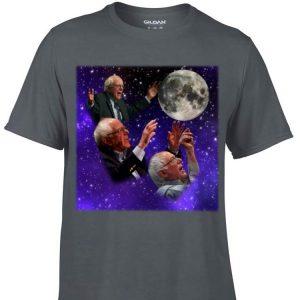 Awesome Three Bernie Sanders Moon shirt