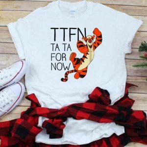 Disney Winnie the Pooh Tigger Ta Ta for Now shirts