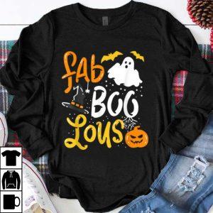 Halloween Fab Boo Lous Trick Or Treats shirt