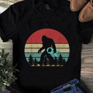 Hot Bigfoot Cancer Awareness Vintage shirt