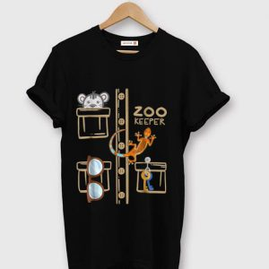 Nice Zookeeper Costume Halloween Jungle Explorer shirt