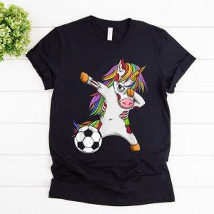 Official Dabbing Zombie Unicorn Halloween Soccer Jersey Football Kids shirt
