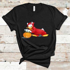 Official Disney Halloween Donald Duck Devil shirt