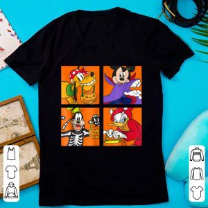 Official Disney Mickey Mouse And Friends Surprise Halloween shirt