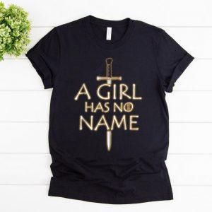 Official Halloween - A Girl Has No Name shirt