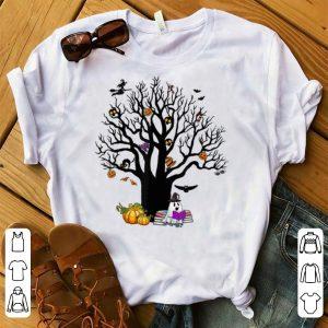Official Tree Boo Boo Ghost Pumpkin Witch Halloween shirt