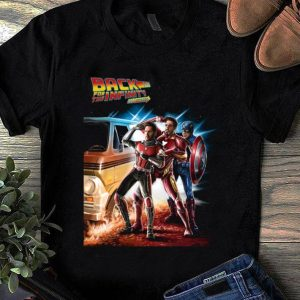 Original Back For The Infinity Stones Iron Man Captain America Ant Man shirt