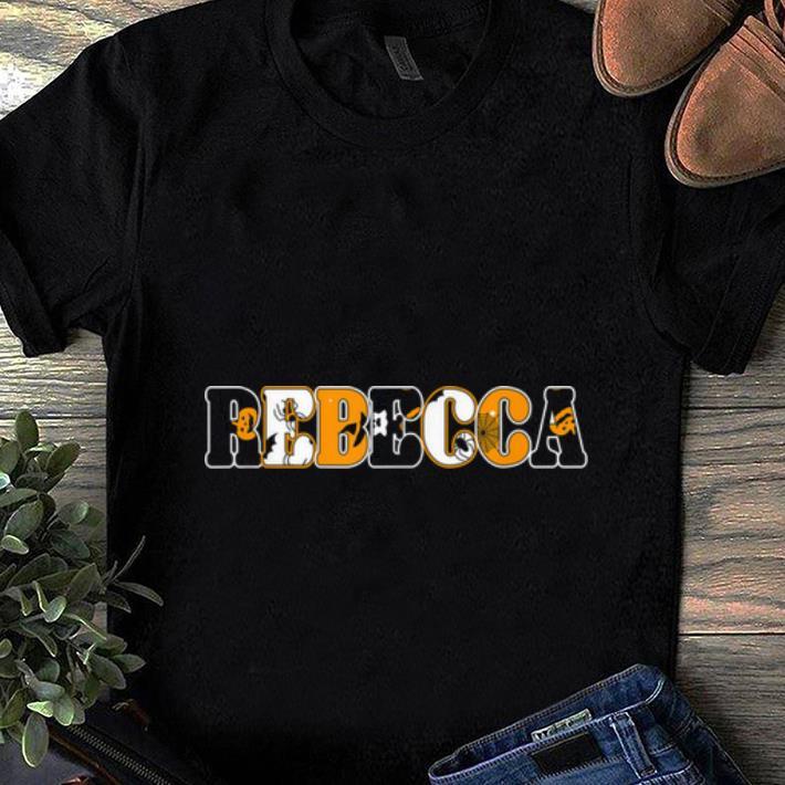 Original Rebecca Spooky Name Halloween Gift shirt 1 - Original Rebecca Spooky Name Halloween Gift shirt