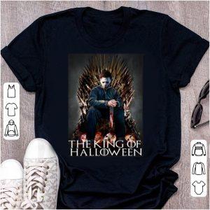 Original The King Of Halloween Michael Myers shirt