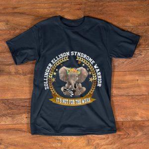Premium Elephant Zollinger-Ellison Syndrome Warrior Awareness shirt
