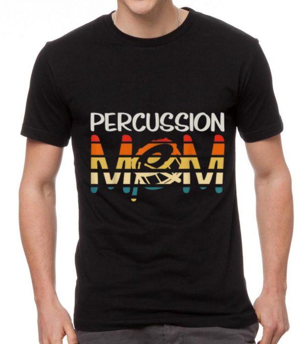 Premium Percussion Mom Marching Band Vintage shirt
