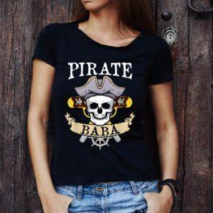 Premium Pirate Baba Halloween Matching Family Costume shirt