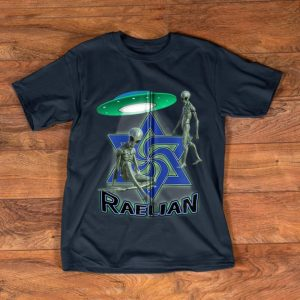 Premium Raelian Ufo Alien Religion shirt