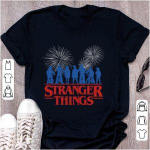 Premium Stranger Things 3 Fireworks shirt