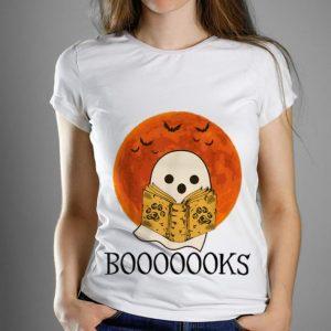 PremiumGhost Read Booooooks Sunset Halloween shirt