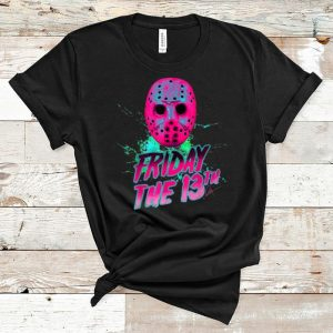 Pretty Friday 13th Jason Voorhees shirts