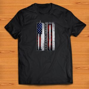 Pretty Never Forget American Flag shirts