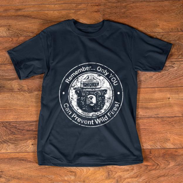 Pretty Remember Only You Can Prevent Wild Fires Bear shirt 1 - Pretty Remember Only You Can Prevent Wild Fires Bear shirt
