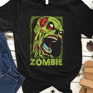 Pretty Scary Zombies Halloween For Boys Men Women Girls shirt