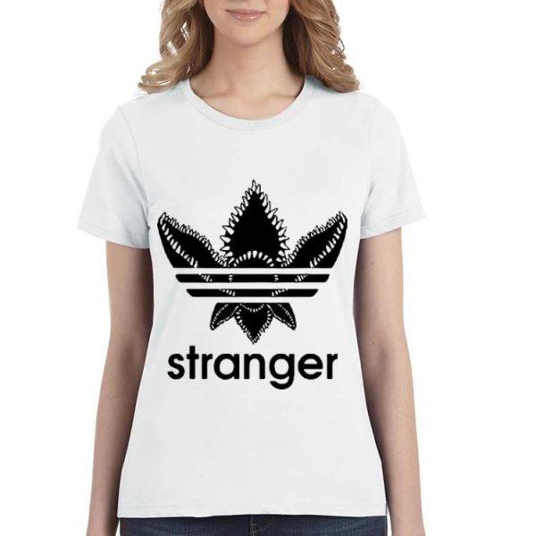 Pretty Stranger Things 3 Demogorgon Adidas shirt