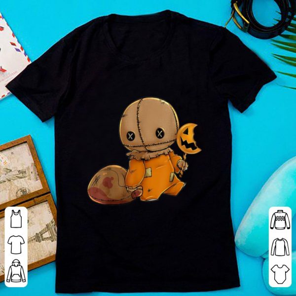 Pretty Trick R Treat Cute Sam Halloween 2019 Costume shirt