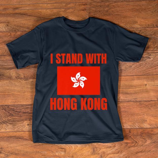 Top I Stand With Hong Kong shirt 1 - Top I Stand With Hong Kong shirt