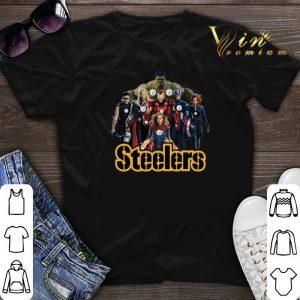 Avengers Endgame Pittsburgh Steelers shirt sweater