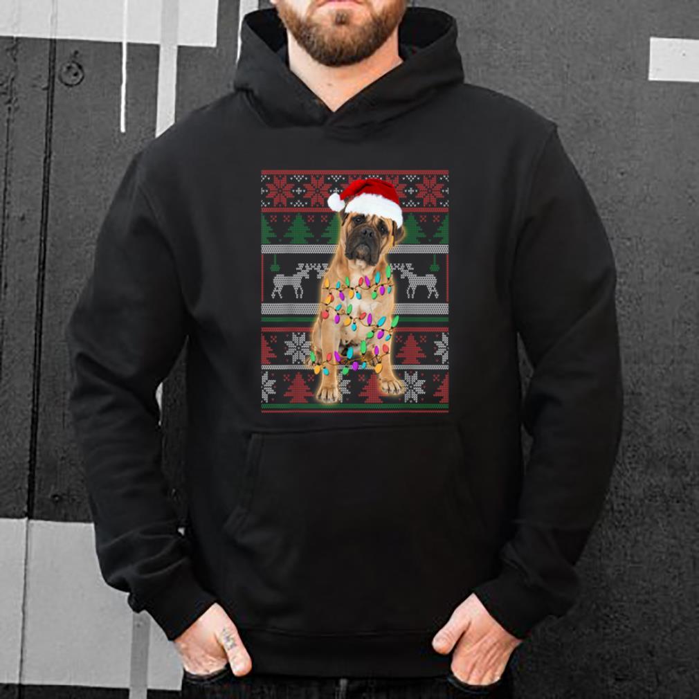 Awesome BullMastiff Ugly Sweater Christmas Gift shirt 4 - Awesome BullMastiff Ugly Sweater Christmas Gift shirt