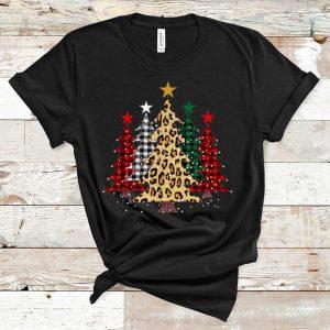 Awesome Merry Christmas Trees Christmas Pyjama shirt