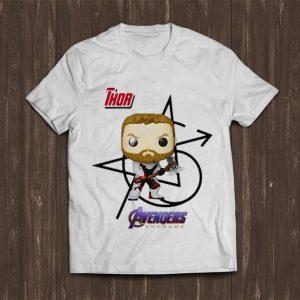 Awesome Thor Chibi Marvel Avengers Endgame shirt