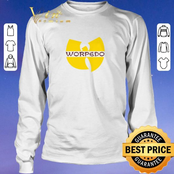 Funny Wu Tang Clan Worpedo shirt sweater