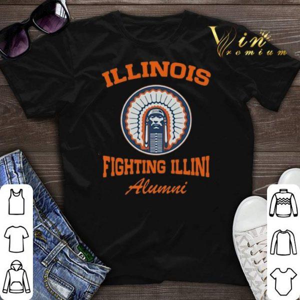 Illinois Fighting Illini Alumni shirt sweater