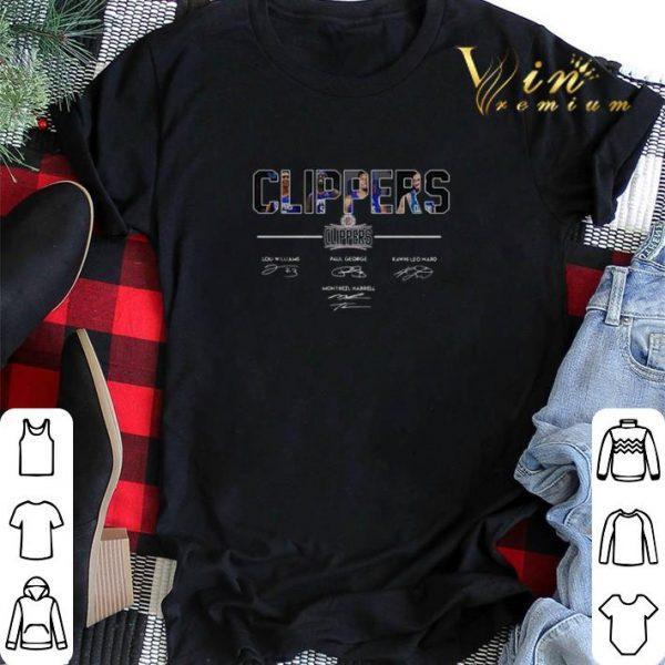 Los Angeles Clippers Lou Williams Paul George Kawhi Leonard shirt sweater