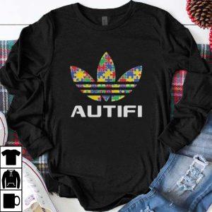 Nice Adidas Autifi Autism shirt
