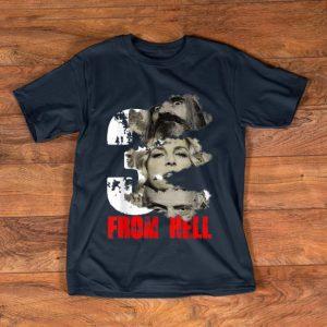 Nice Halloween Rob Zombie - Three From Hell shirt