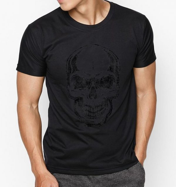 Official Angry Skeleton Scull Scary Horror Halloween Party Costume shirt