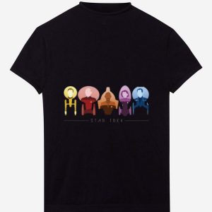 Official Characters Star Trek On Ship shirt