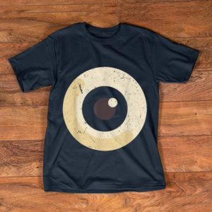 Official Creepy Red Eyeball Halloween Monster Kids Men Women shirt