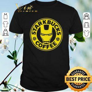 Official Iron Man Starkbucks coffee Starbucks shirt sweater