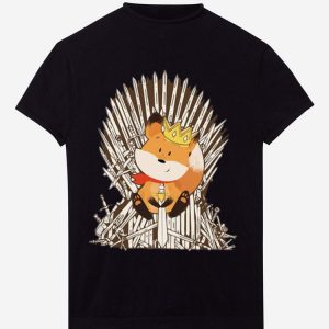 Official King Fox Game Of Thrones shirt