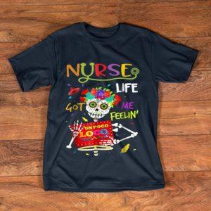 Official Nurse life got me feeling' un poco loco shirt