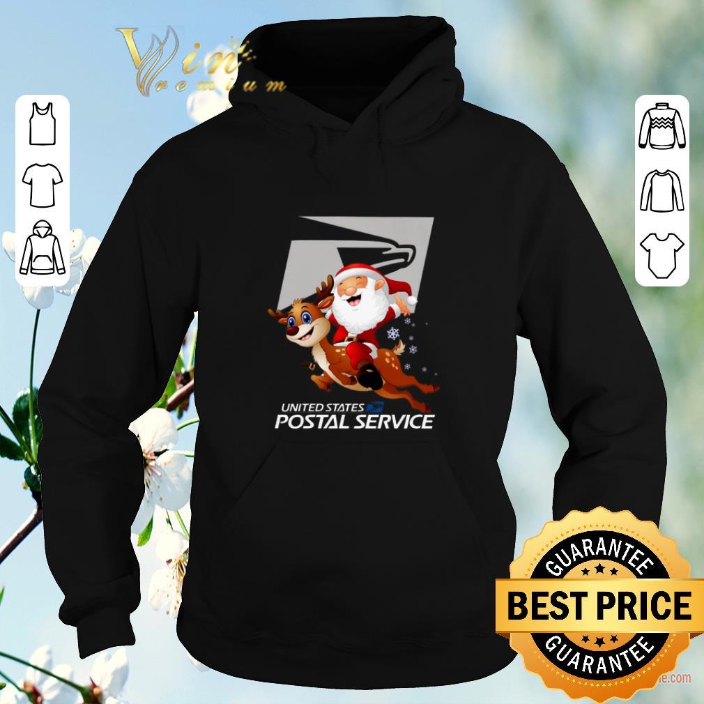 Official Santa United States Postal Service shirt sweater 4 - Official Santa United States Postal Service shirt sweater
