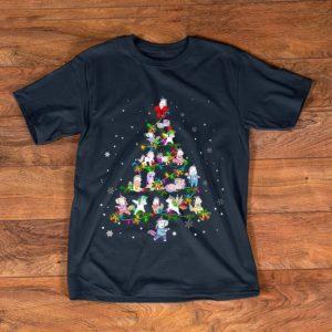 Official Unicorn Christmas Tree shirt