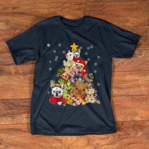 Original Frenchie Christmas Dog And Christmas Lovers shirt