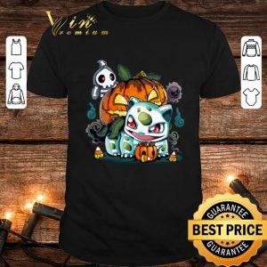 Original Fushigidane Dia De Los Bulbos Halloween shirt