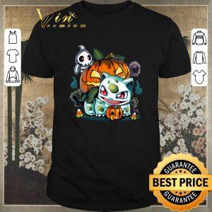 Original Halloween Fushigidane Dia De Los Bulbos shirt