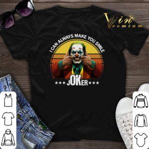 Original I can always make you smile Joker Retro shirt sweater