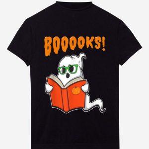 Original Teacher Halloween - Ghost Books Reading Class shirt